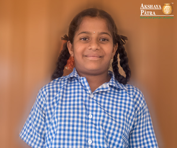 I dream of being a doctor and serving people who are unwell. I would treat poor patients for free! As I aspire to be a doctor, I have to study well and get good grades. I don't want to miss school for a day. - Bhanupriya, Bengaluru, Karnataka