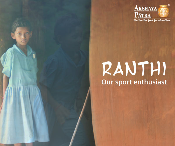 """Hello, I study in Manko Upper Primary School in Sundargarh District, Rourkela. I love daal paneer, kheer, and soyabadi."" – Ranthi Ekka, Rourkela"